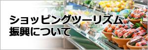 ショッピングツーリズム振興について